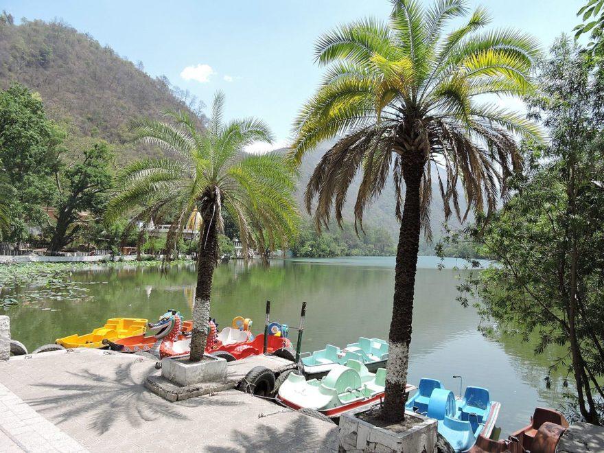 Renuka_Lake,_Himachal_Pradesh