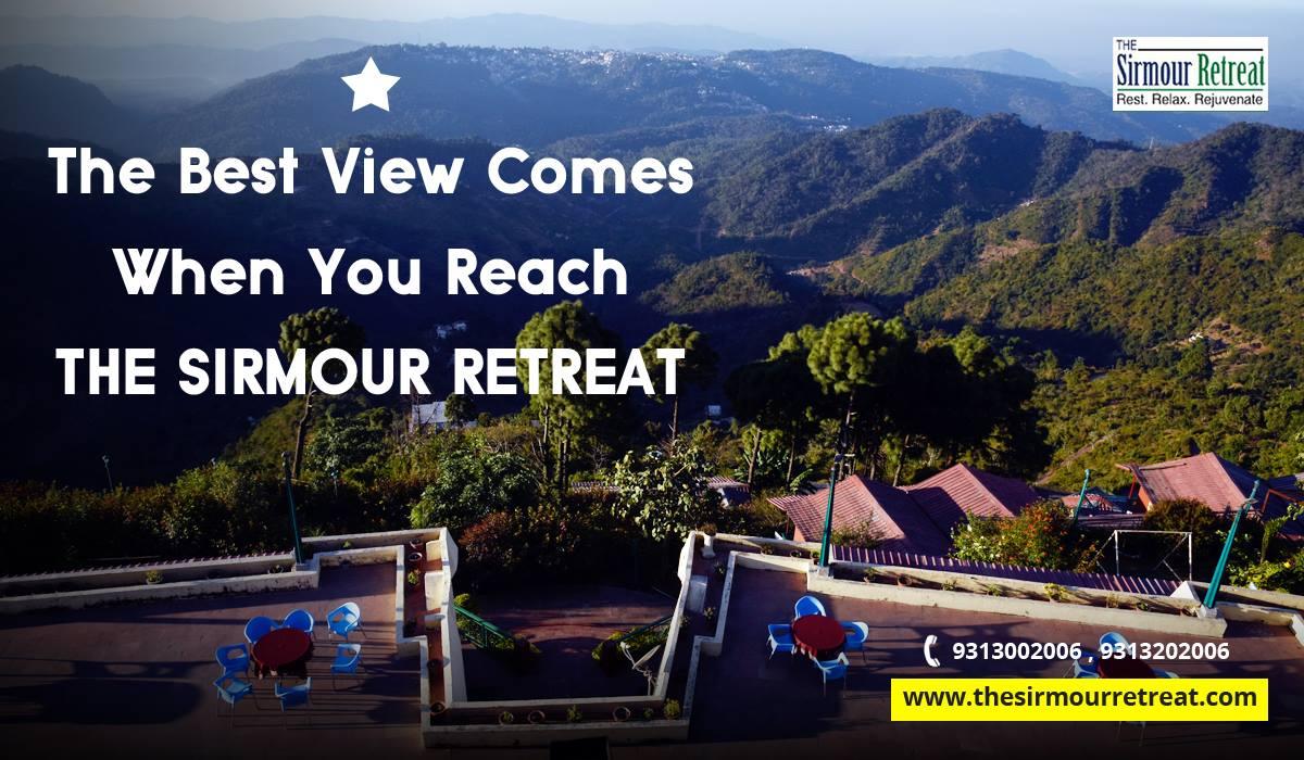 resorts in nahan, himchal pradesh