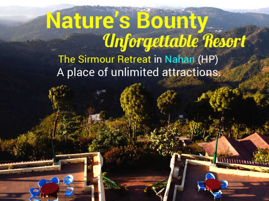 Hotels in Nahan, Jamta Hotels, Hotels in Nahan Hill Station, Sirmour Tourism